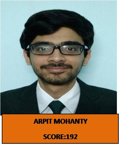 ACHIEVERS OF JEE ADVANCE RESULT 2016