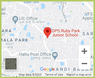 DPS Ruby Park Junior School Address