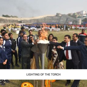 Senior Annual Sports Meet 2019-2020