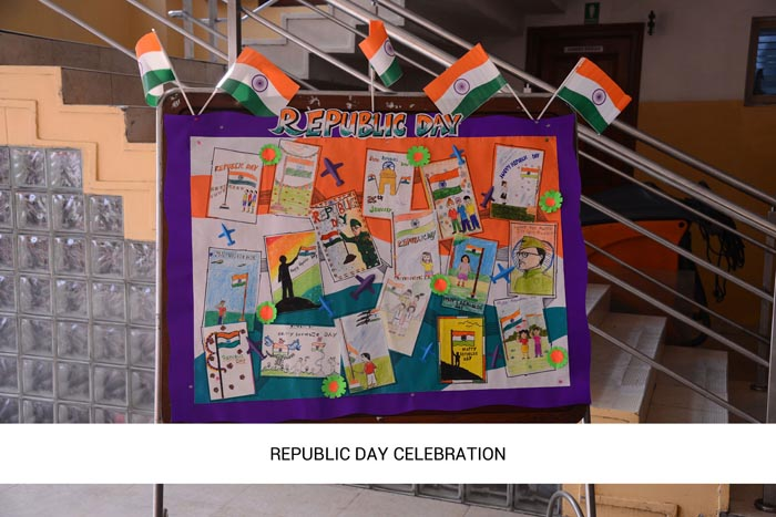 71st Rebulic day celebration