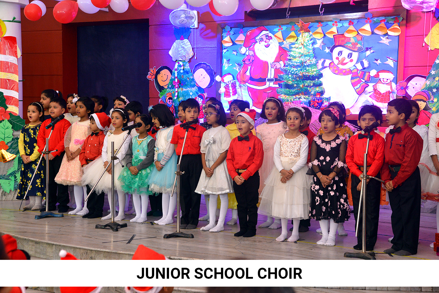 Christmas Special Assembly for Junior School