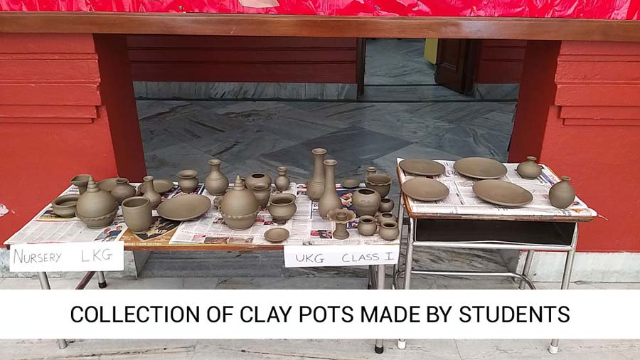 Collection-of-clay-pots-made-by-students