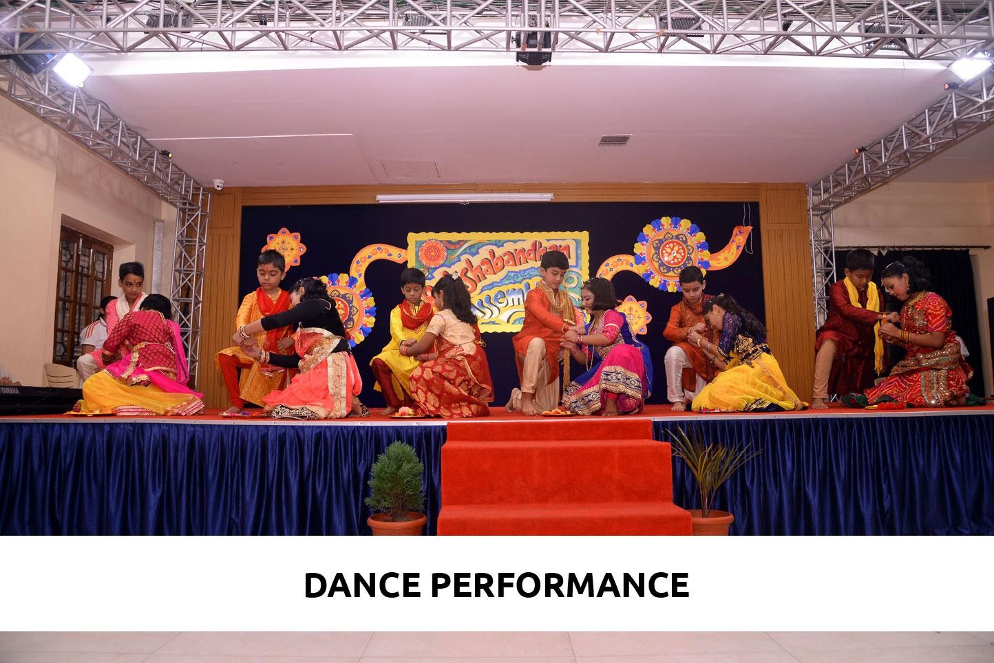 Raksha Bandhan Special Assembly 2018