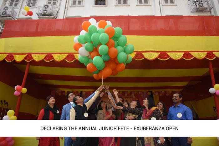 EXUBERANZA, Junior Fete (2019-20)