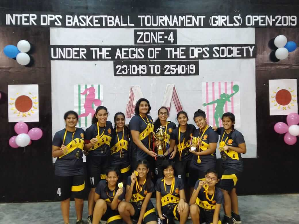 Girls-Basketball-Team-of-DPS-Ruby-Park