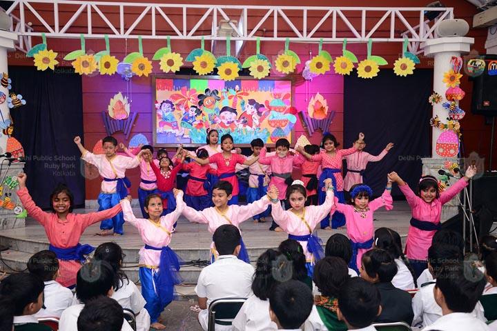 Holi Special Assembly 2020