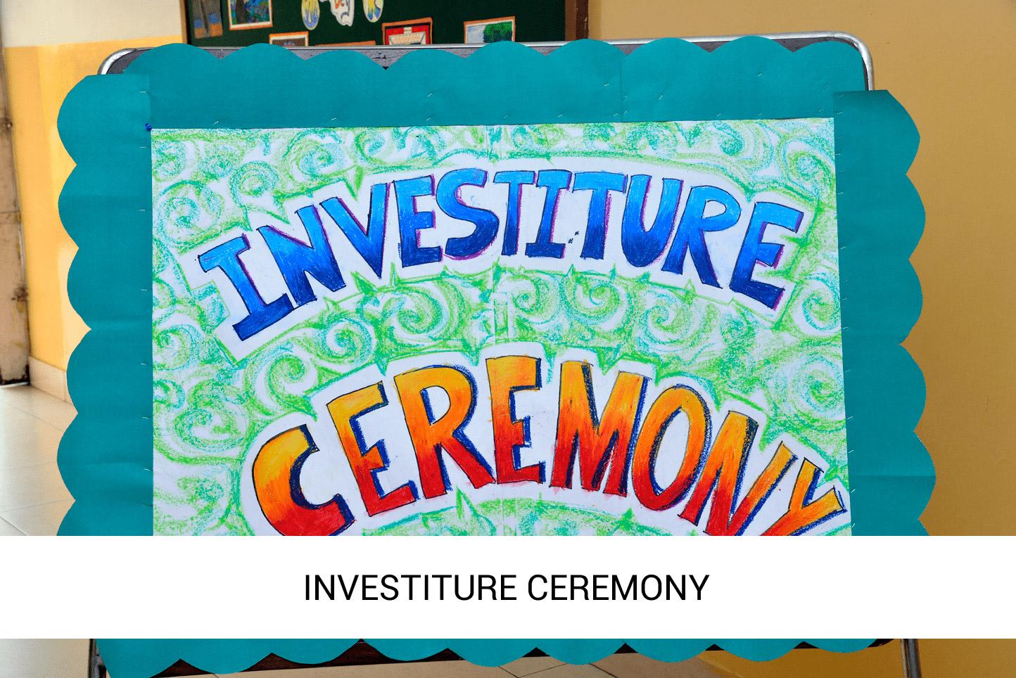 Investiture Ceremony 2019 – 20