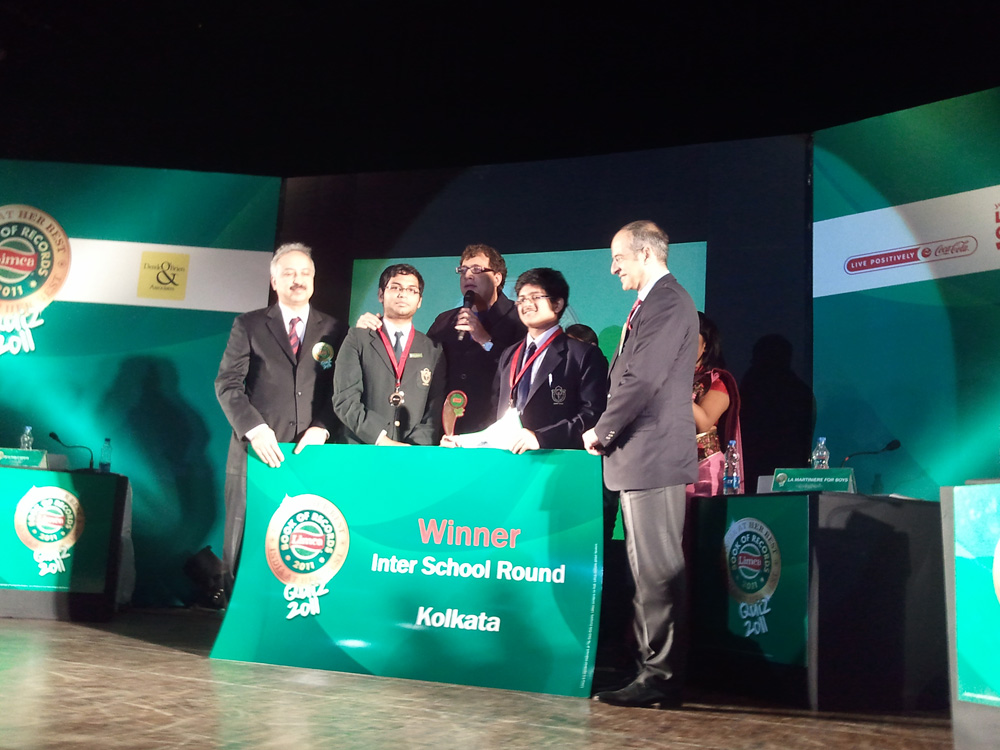 LIMCA BOOK OF WORLD RECORD QUIZ