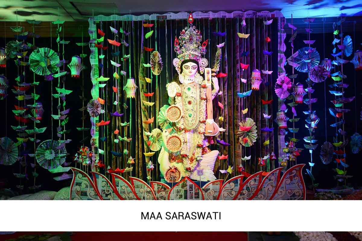 Ma-Saraswati