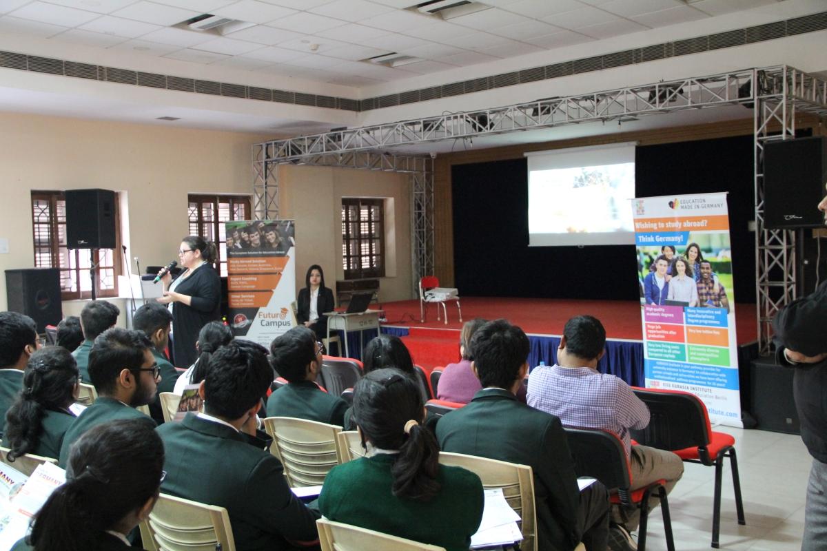 Seminar on 'Education in Germany'