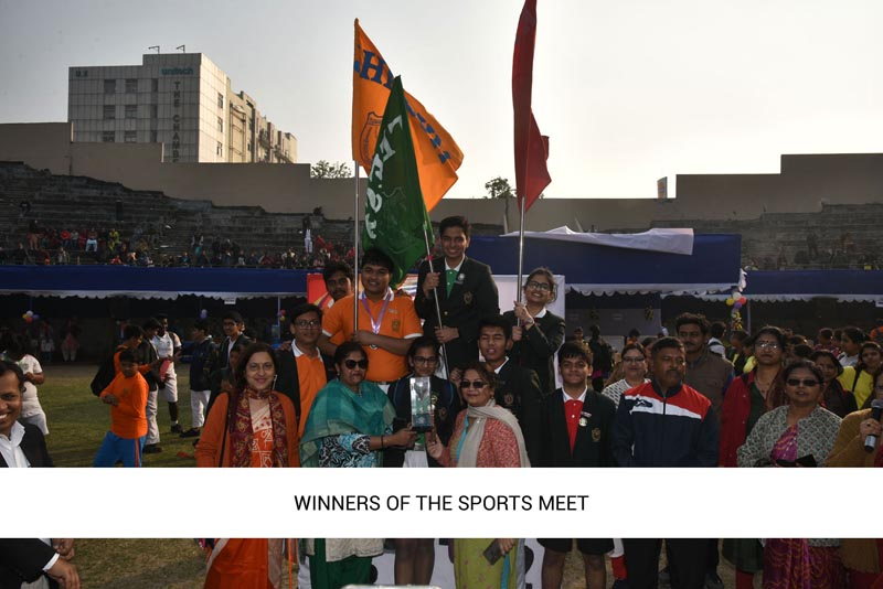 Senior Annual Sports Meet 2019 – 2020