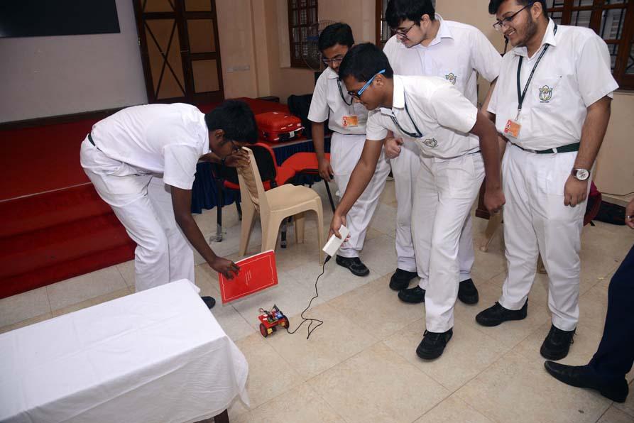 Workshop on I-SENSO Robotics