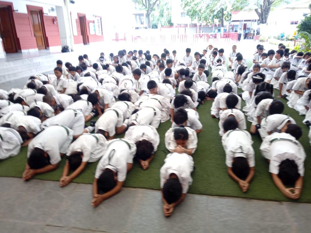 Yoga Week Celebration