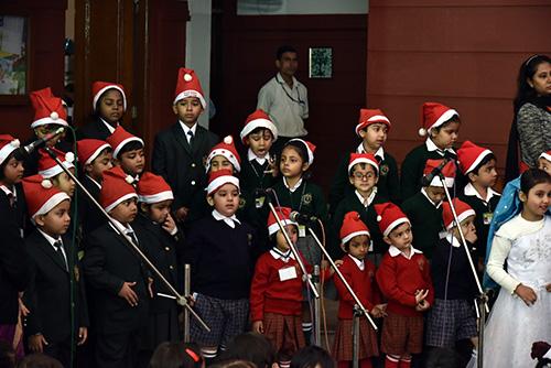 Christmas Assembly Junior School 2016