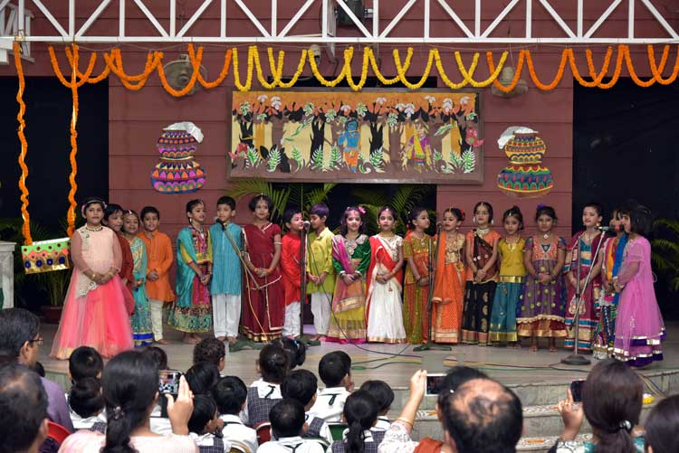 Janmashtami Celebration 2016