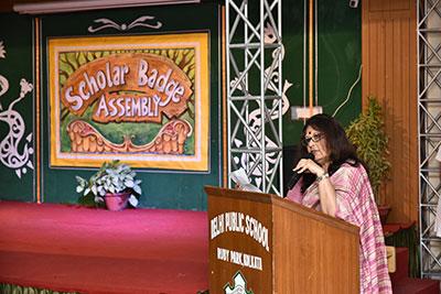 Christmas Assembly Senior School 2016